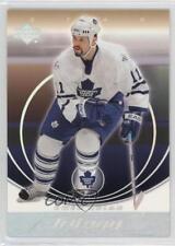 2003-04 Upper Deck Trilogy #92 Owen Nolan Toronto Maple Leafs Hockey Card