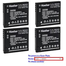 Kastar Replacement Battery for Panasonic DMW-BCK7E & Panasonic Lumix DMC-FX78