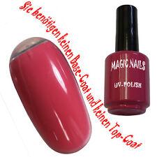 UV Polish Gel Soak Off Gel Polishgel Nail Art Nagellack Farbe  # Flamingo