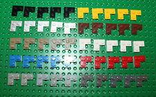 Lego 2420 Platte Bauplatte 5 Stck. Ecke 2x2  viele Farben große Auswahl 16