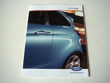 Ford . Ka . Ford Ka . November 2011 Sales Brochure