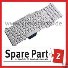 Teclado Dell alemanes Keyboard plata de Inspiron 1720 0pm612