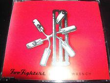 The Foo Fighters Monkey Wrench Australian 3 Track CD Single