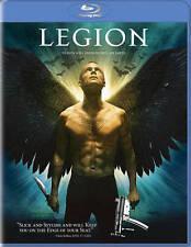 Legion (Blu-ray Disc, 2010) Paul Bettany/Lucas Black/Dennis Quaid/Tyrese Gibson!