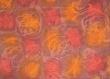 Fat Quarter Merryvale Batiks Batik Printed 100% Cotton Quilting Fabric Ruby Red