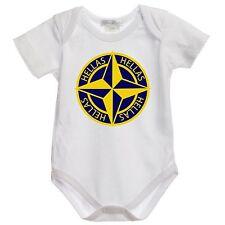 J431 body Bimbo Hellas Ultras Verona T-shirt Bambino 100% cotone
