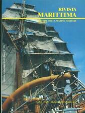 RIVISTA MARITTIMA 8/9 - AGOSTO/SETTEMBRE 1992  AA.VV. RIVISTA MARITTIMA 1992