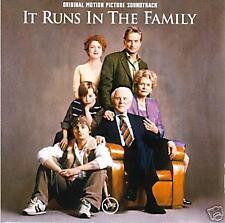 It Runs In The Family-2003-Original Movie Soundtrack CD