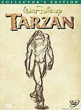Disney's Tarzan - 2-Disc Collector's Edition DVD Used!!