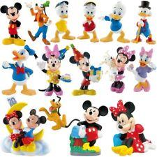 Micky Maus Minnie Maus Tortenfigur Spielfigur Bullyland Kindergeburtstag Deko