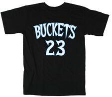 """Jimmy Butler Minnesota Timberwolves """"Buckets Jersey T-shirt Shirt or Long Sleeve"""