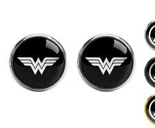 Wonder Woman Symbol Cufflink Novelty Shirt Cuff Link Wedding Party