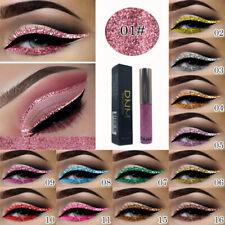 Waterproof Glitter Eyeliner Eyeshadow Gel Liquid Makeup Eye Shadow Pen New