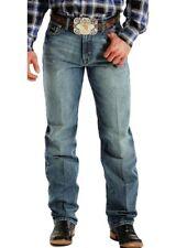 Cinch Western Denim Jeans Mens 2.0 Black Label Indigo MB90633006