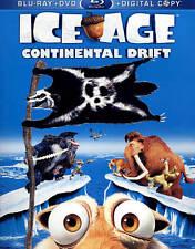 Ice Age: Continental Drift (Blu-ray/DVD, 2012, w/Digital Copy)  Brand NEW