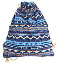 Bolso tipo Mochila de Cuerdas de 28x38cm, bolsos mochilas variedad color modelo