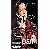 Live in Central Park [VHS], Good VHS, Annie Lennox, Joe Dyer