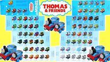 Thomas & Friends Minis 2015 - BATMAN ROBIN FLASH SUPERMAN GOLD THOMAS