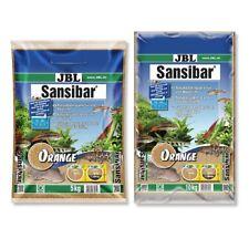 JBL Sansibar ORANGE Aquarium Substrate Soil - Fresh Salt Water & Aqua-Terrariums