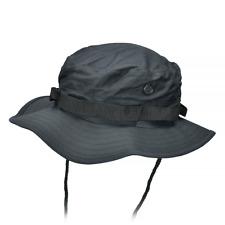 Mil-Tec Chapeau Boonie Bush Hat US Army - Pêche Safari Chasse Airsoft Noir