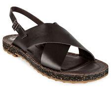 Camper Women's Pimpom Shoe - Chocolate