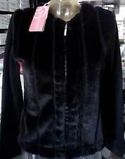 Felpa donna Baci & Abbracci con pelliccia, maniche e retro in felpa art BA01840