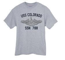 US Navy USS Colorado SSN-788 Submarine T-Shirt