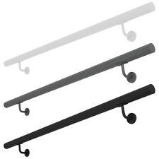 Longueur:60 cm Main courante 304 acier inoxydable rampe escalier barre appui V2Aox 50-200 cm