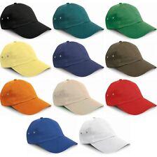 Adult Unisex Men Women Result 100% Plush Cotton Cap Hat