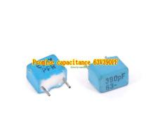 63V390PF Square audio capacitor Fever Promise capacitance