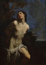 Guido Reni: Saint Sebastian. Art Print/Poster (0020940)