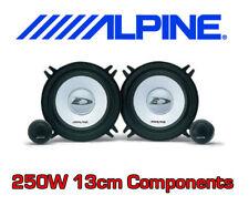 ALPINE 13cm 2-way SXE Componenti Auto Altoparlanti Tweeter