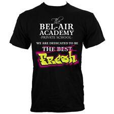 T-shirt Le Bel-Air Academy Homme Noir