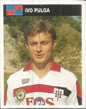 [AA] FIGURINA CAMPIONI & CAMPIONATO 1990/91-CAGLIARI-PULGA