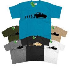 Mens Evolution of Ape to Suzuki Jimny T Shirt ~ Off Road 4x4 Rhino