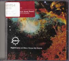 Nightmares on Wax- Know my Name cd maxi single