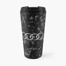 Forged Carbon - Audi 15 Oz Mugs, Audi Travel Mugs