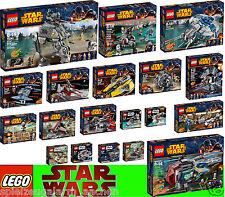 LEGO STAR WARS 75030 75031 75032 75033 75034 75035 75036 75037 75044 7045 75046