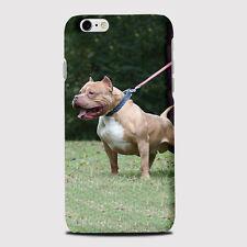 American Pitbull Terrier teléfono caso para IPhone HTC Samsung Sony LG Huawei