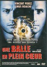 DVD ZONE 2--UNE BALLE EN PLEIN COEUR--PEREZ/ROACHE