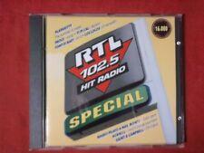 COMPILATION - RTL 102.5 HIT RADIO SPECIAL (8 TRACKS). CD.