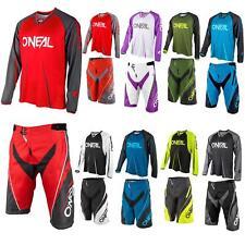 O'Neal Element FR Blocker Jersey Shorts Trikot Fahrrad Enduro Hose Bekleidung FR