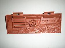 G.I. GI Joe 1992 FORT AMERICA RIGHT SIDE INNER BLOCK PANEL INSERT PART
