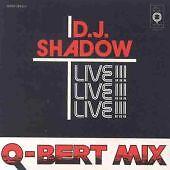 DJ Shadow - Camel Bobsled Race (2003) RARE Unkle Lavelle Q-Bert