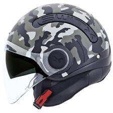 NEXX SX.10 SX10 Camo Grey Switx DOT Retro Motorcycle Helmet S M L XL +