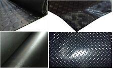 Antirutschmatte Gummi Bodenschutzmatte Gummimatte Matte Kabelmatte 140 cm
