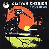"CLIFTON CHENIER & Zodico Ramblers  ""Bayou Blues"" 1970 Specialty CD: Zydeco Music"