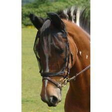 Equilibrio netto sollievo Equitazione Maschera Nero
