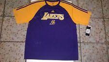 LOS ANGELES LAKERS SIGNED 2010 ADIDAS TRAINING NBA BASKETBALL JERSEY