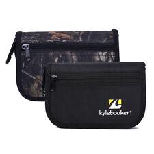 Fishing Lure Spoon Bags Baits Jigs Cast Pockets Storage Black Camo Fishing Bags